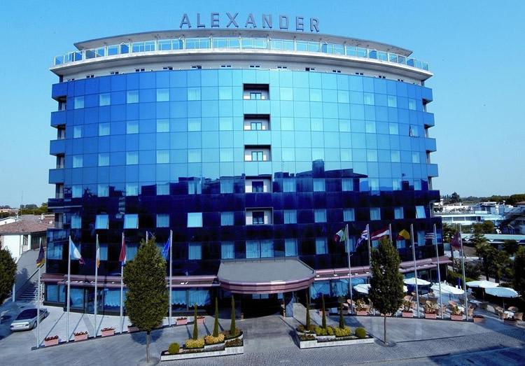 Hotel Alexander Palace – Abano Terme