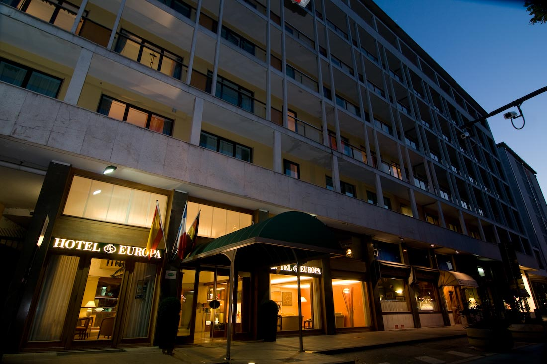 Hotel Europa Padua