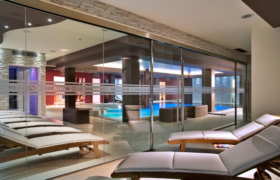 Spa Hotel E Restaurant Lo Zodiaco Abano Terme