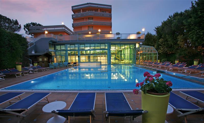Abano Terme Hotel Igea Suibe