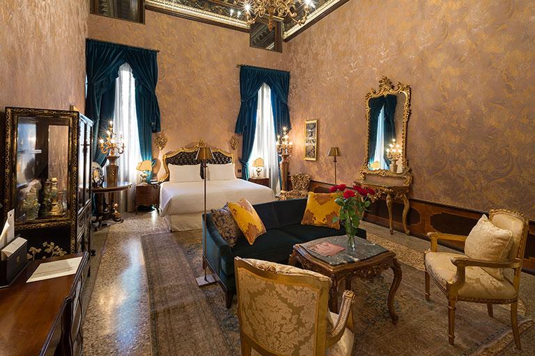 Palazzo Venart – Luxury Hotel