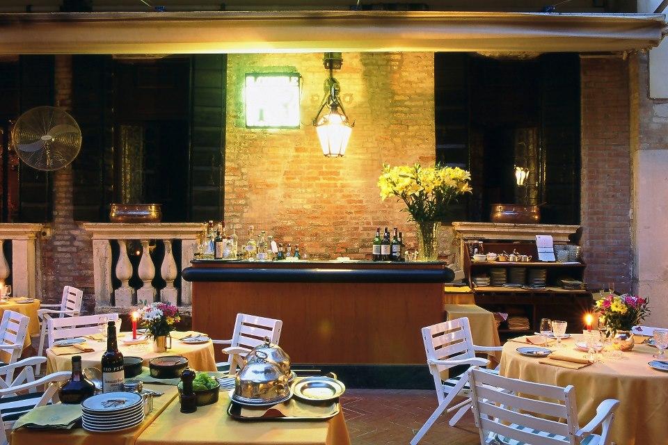 Restaurant la caravella venezia net