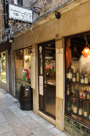Trattoria Al Gazzettino Venezia Net